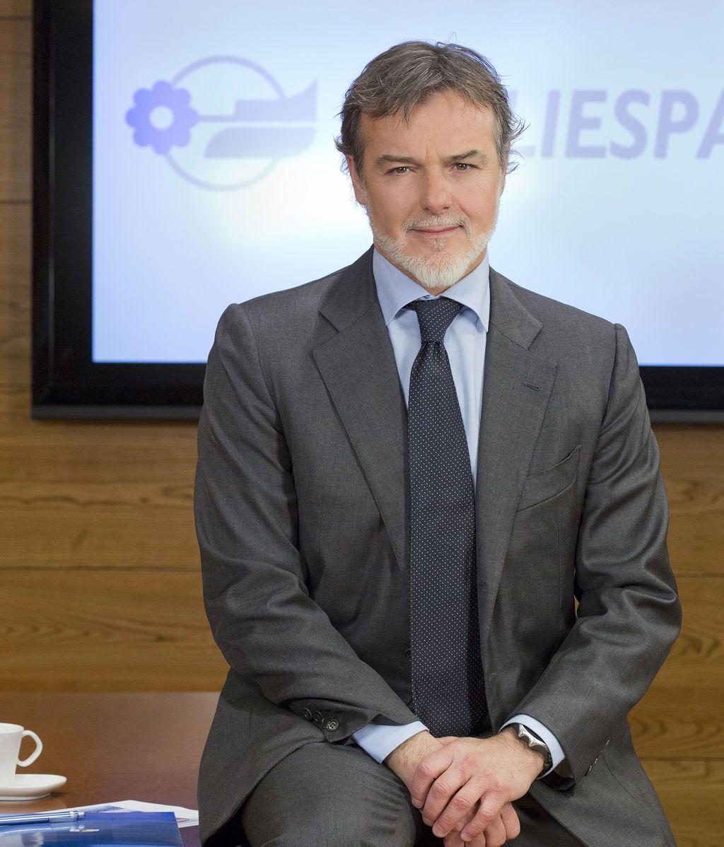 Giuseppe Silvestroni, director de División de Producciones Especiales