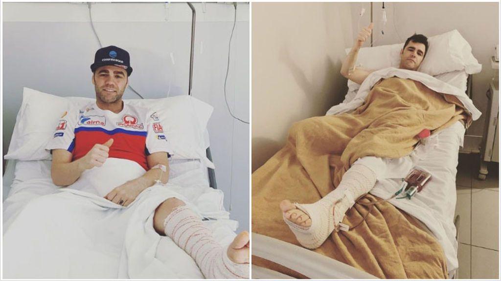 El cariñoso mensaje de Feliciano López a Fonsi Nieto tras una nueva operación