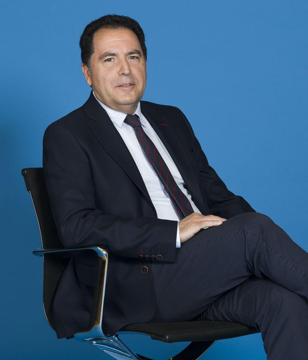 Leonardo Baltanás, director de División Producción 1