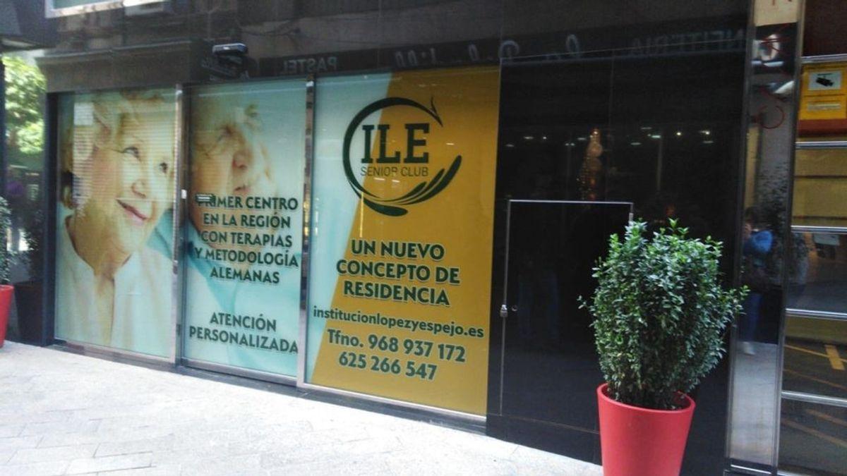 Investigan una residencia de ancianos abierta presuntamente de forma ilegal en Murcia