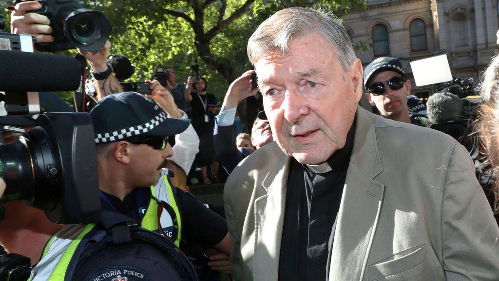 Seis años de cárcel para el cardenal australiano George Pell por abuso sexual de menores