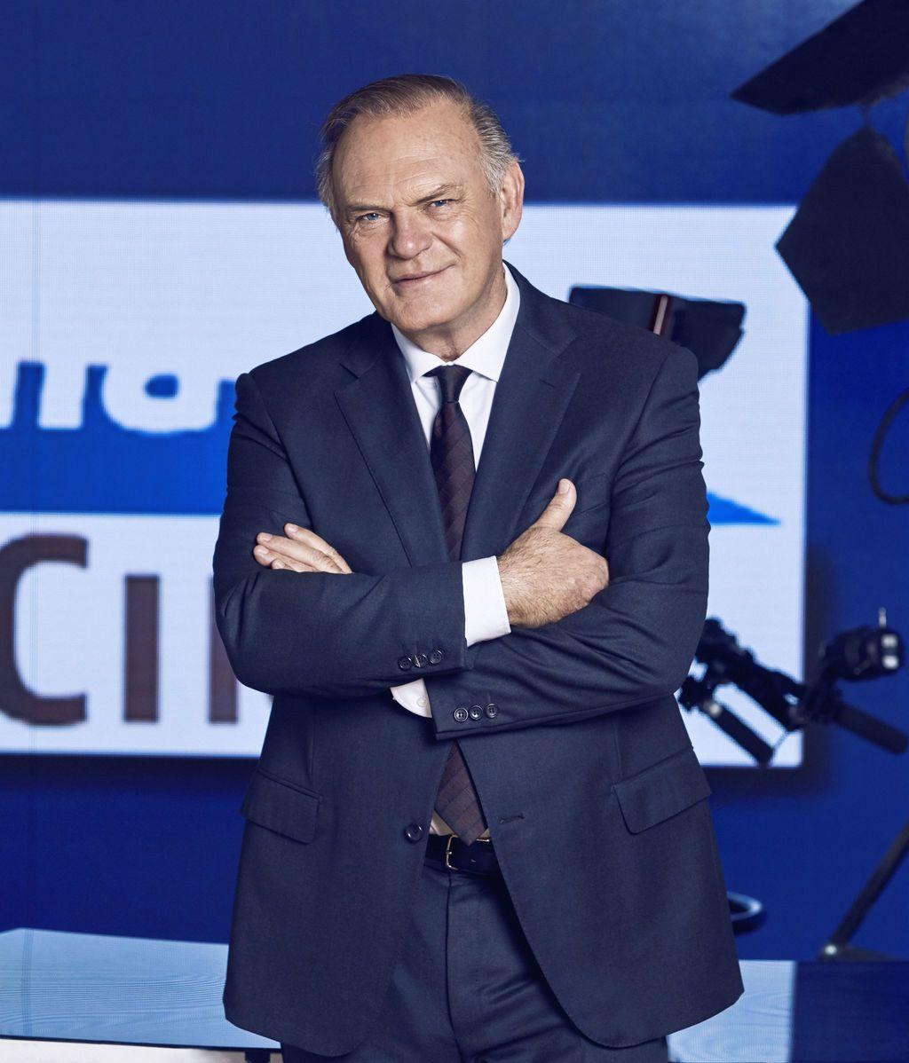 Pedro Piqueras, director de División de Informativos Telecinco