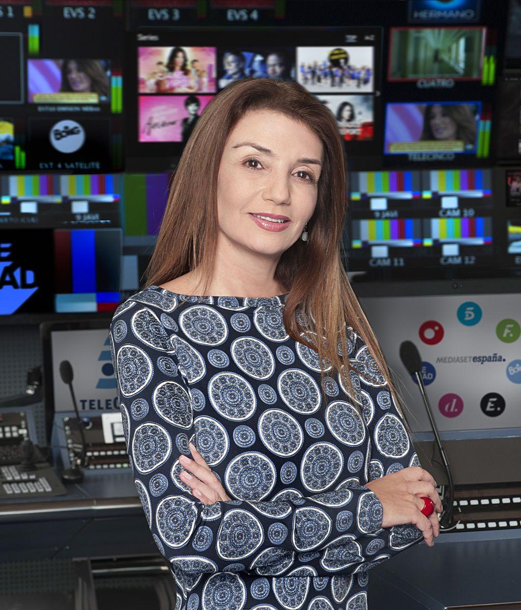 Patricia Marco, directora de Antena