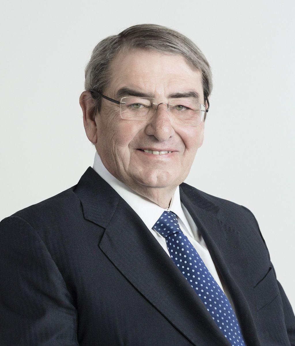 Alejandro Echevarría, presidente