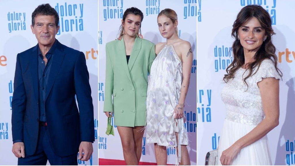 La alfombra roja del estreno de 'Dolor y gloria', a examen por Nacho Montes