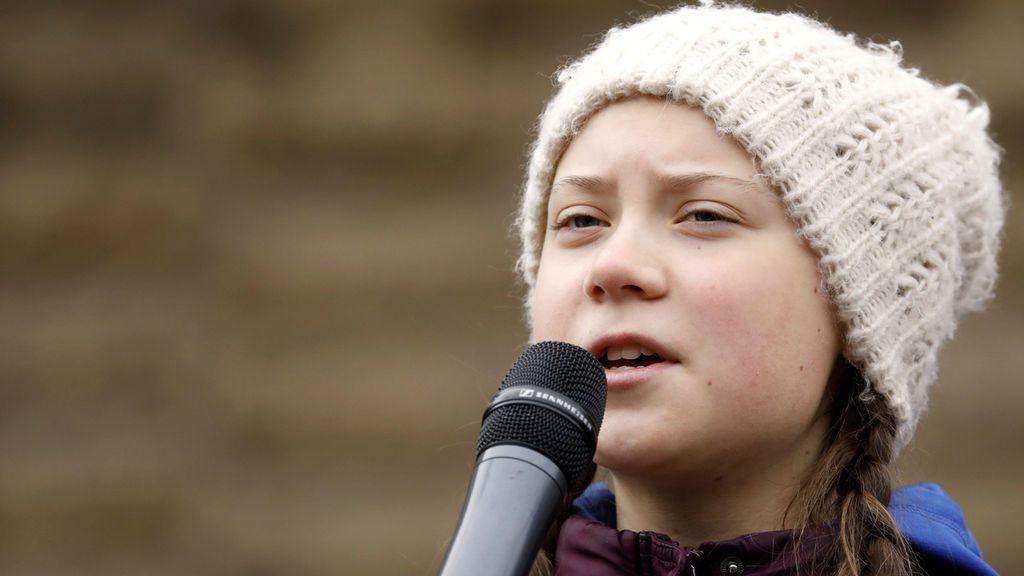 La 'generación Greta': los jóvenes toman las calles en un día histórico en la lucha contra el cambio climático