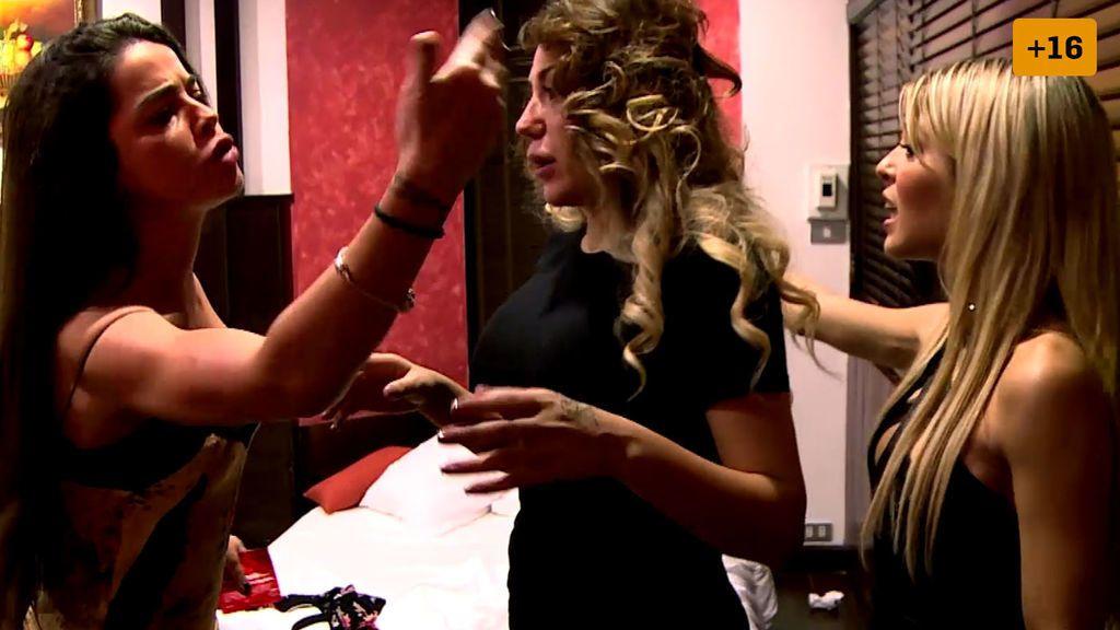 Capítulo 12: La tensión explota entre Oriana y Violeta antes de salir de fiesta