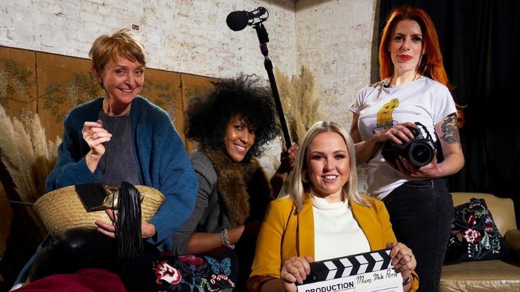 Un grupo de madres se une para rodar la película porno que le gustaría que sus hijos vieran