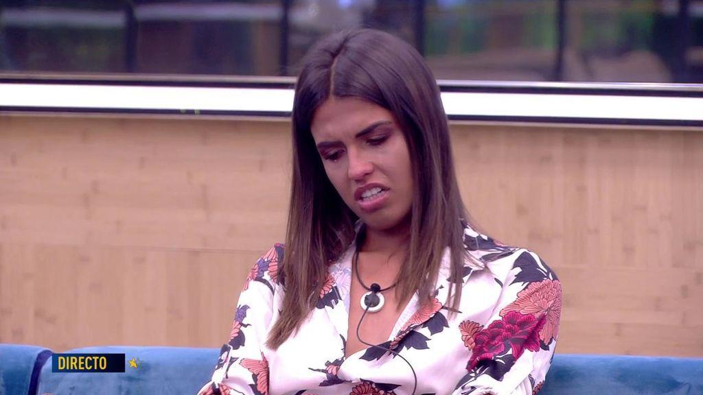 """Sofía se rompe y arremete contra Alejandro: """"Lo único que te importa es quedar bien"""""""