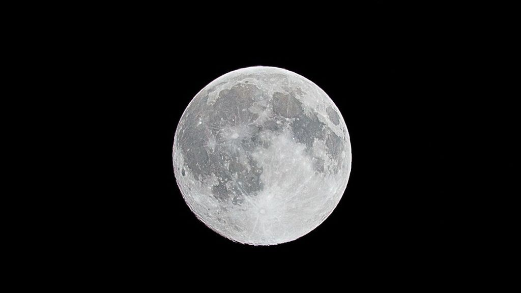 A finales de marzo tendremos la 'luna de gusano', la última superluna de 2019