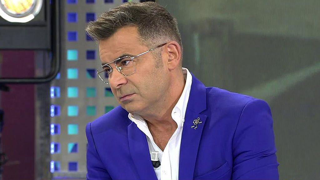 Cuando Jorge Javier Vázquez se pone serio: los rapapolvos del presentador en 'Sálvame'