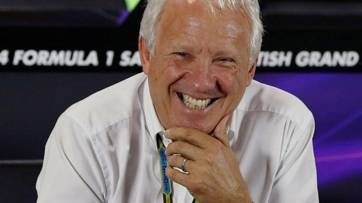Muere a los 66 años Charlie Whiting,  el director de carreras de la Fórmula 1
