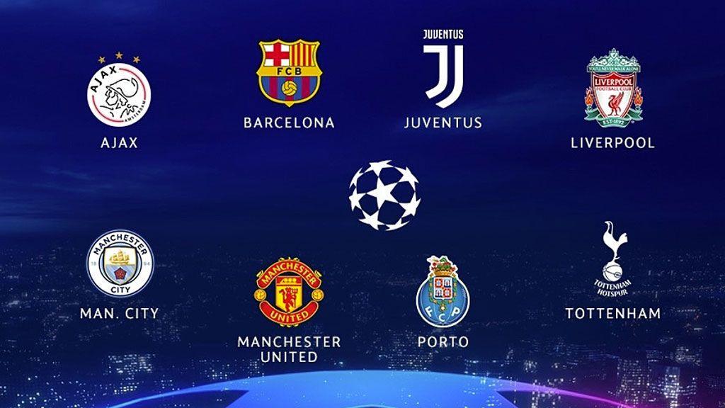 Sigue en directo el sorteo de cuartos de final y semifinales de la Champions