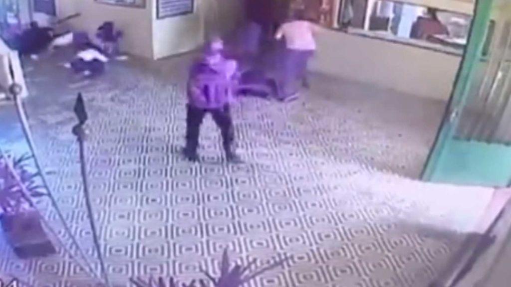 Las terribles imágenes del ataque en el colegio de Brasil en el que han asesinado a ocho estudiantes