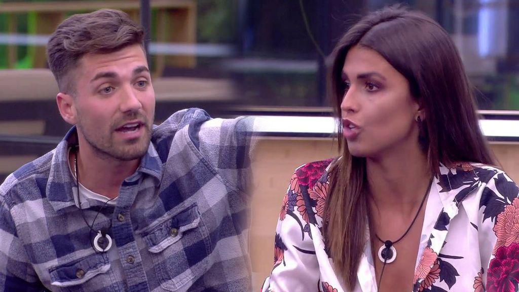"""Alejandro estalla con las acusaciones de Sofía y ella responde: """"Te j****, es lo que hay"""""""