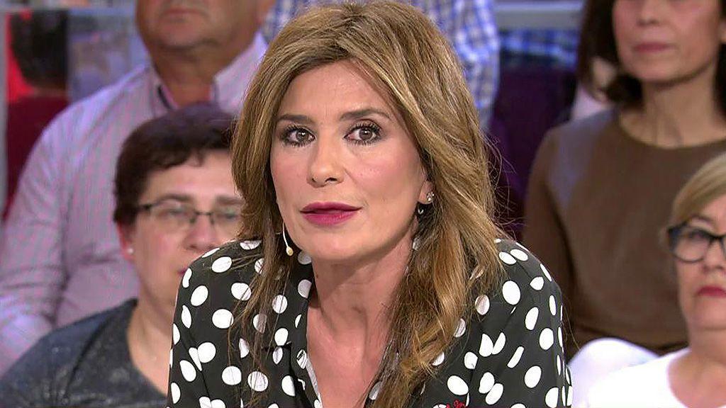 """Gema López, ante las declaraciones de María Lapiedra sobre su separación: """"Le quedaba esta bala, pero no me hiere"""""""