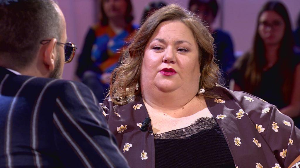 """Itziar Castro explica los motivos reales de su sobrepeso: """"Me cuesta comer, me paso días sin comer"""""""