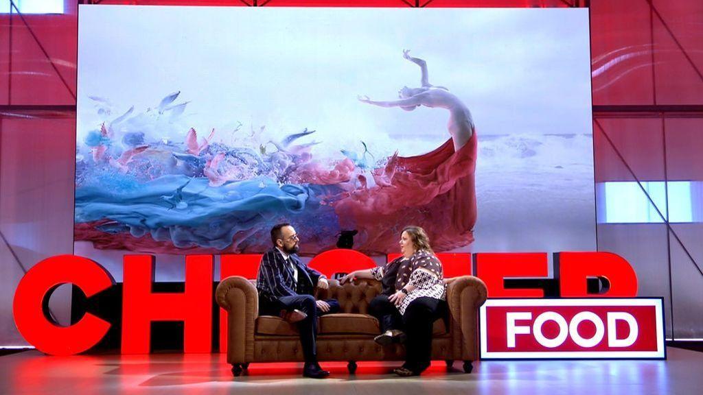 Itziar Castro y Joan Roca protagonizan 'Chester Food'