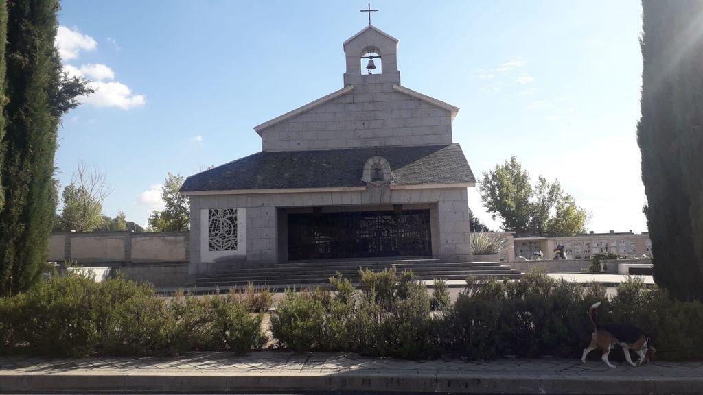 Panteón de la familia Franco en el cementerio de Mingorrubio-El Pardo