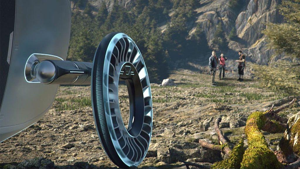 Aero, el neumático con el que conducirás, despegarás y aterrizarás con tu coche