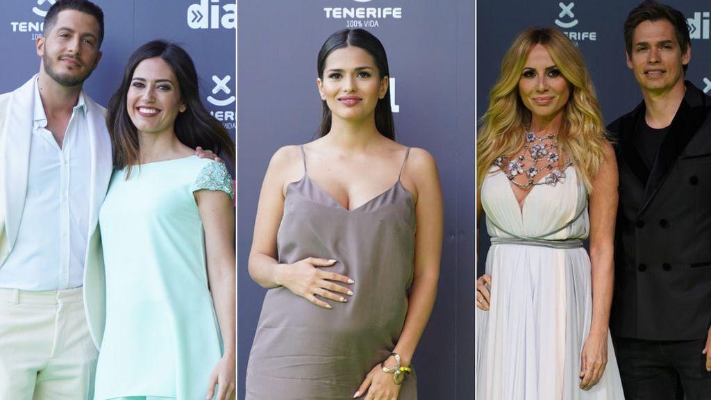 La alfombra verde de los Premios Dial, a examen por Nacho Montes