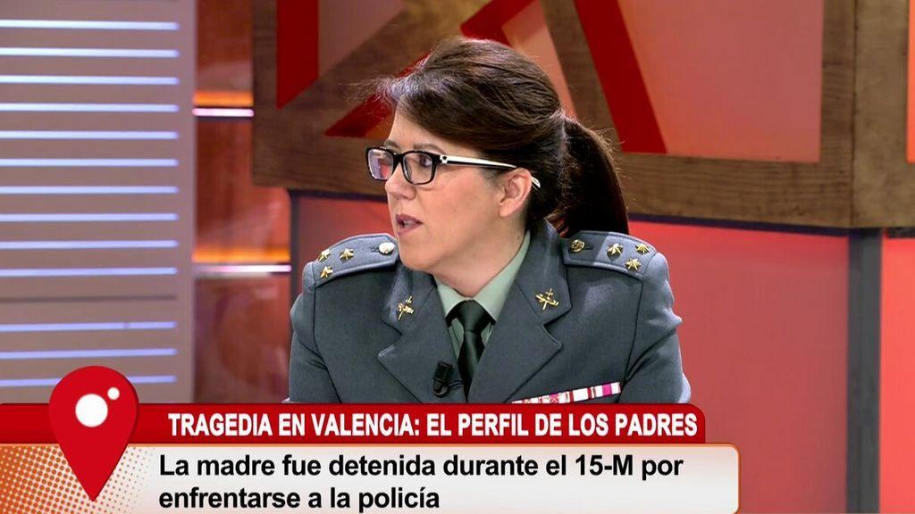 La Guardia Civil explica cómo se interroga a personas con problemas ...