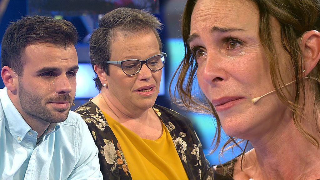 La sorpresa a Lydia Bosch: la actriz llora al recordar a una fan fallecida