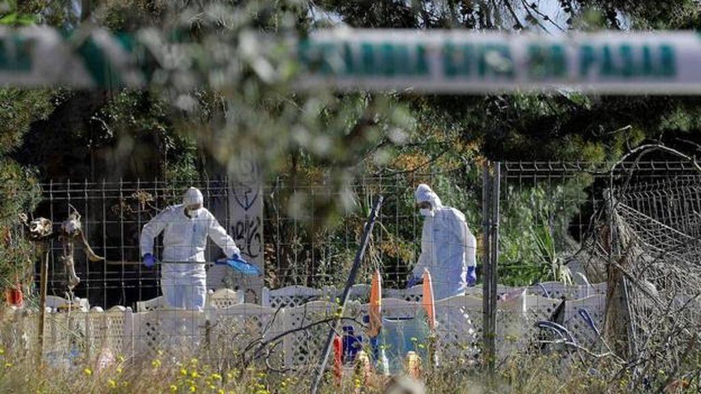 Los forenses, impactados por el parricidio de Godella: los cadáveres estaban desfigurados