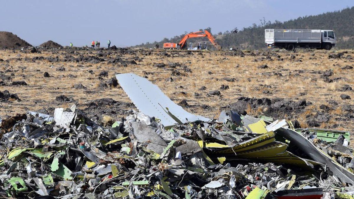 Los datos de la grabadora de cabina del Boeing siniestrado en Etiopía han sido recuperados