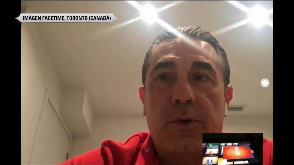 """Sergio Scariolo: """"Creo que es un grupo bastante asequible"""""""