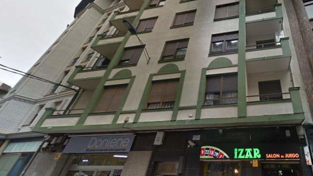 Muere un chico de 23 años en un incendio en la cocina de su vivienda en Vizcaya