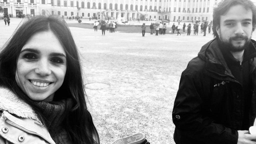 """La escapada de dos de Elena Furiase con declaración de amor a Gonzalo Sierra: """"Mi guapo"""""""