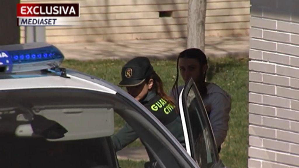 Trasladan a prisión a la presunta parricida de Godella