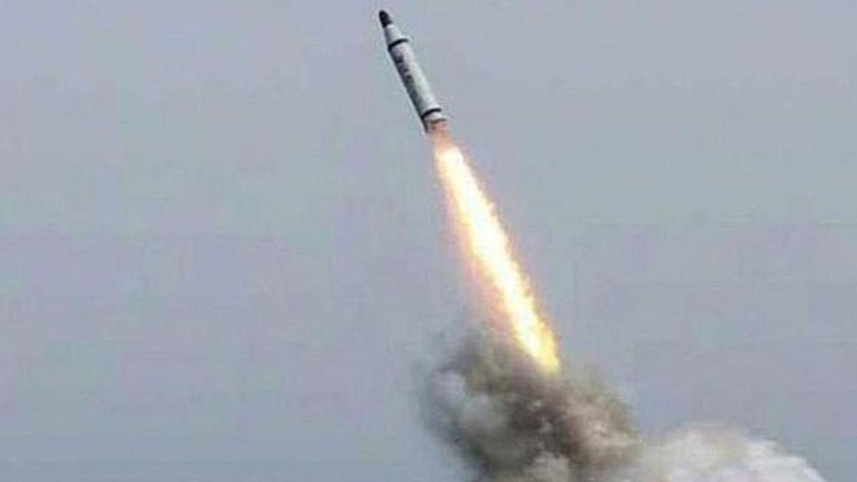 Se lanza involuntariamente in misil antiaéreo en Corea del Sur y estalla en el aire