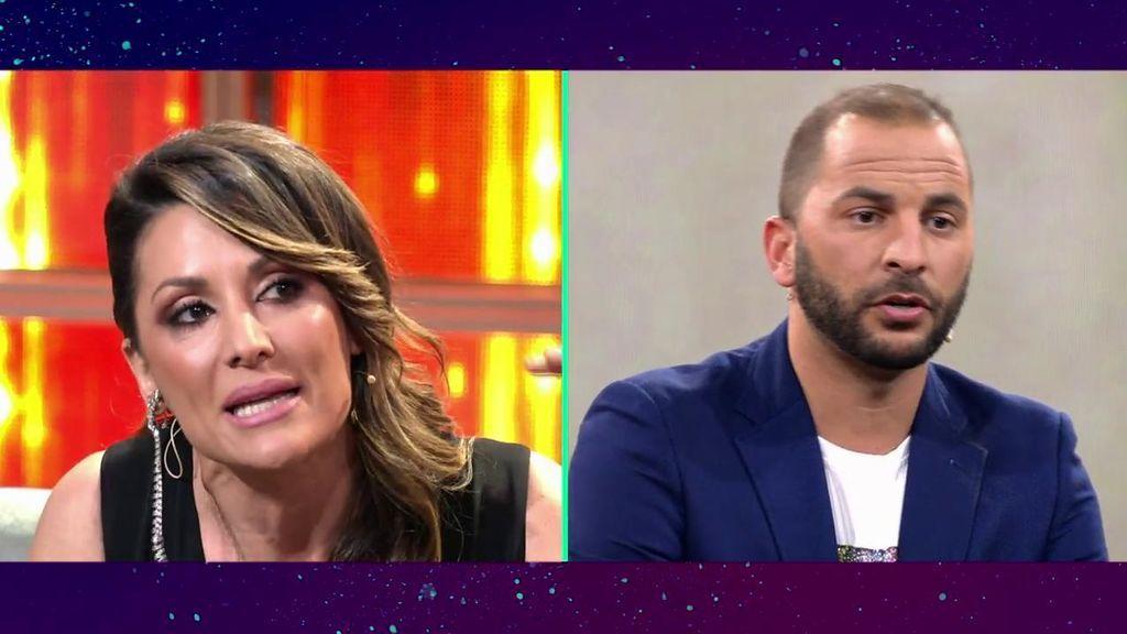"""Antonio responde a las polémicas y se enzarza con Nagore: """"Eres intenso, pesado y machista"""""""
