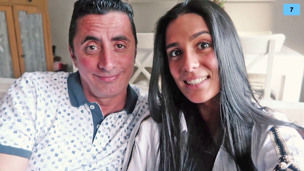 "El padre de Claudia se sincera: ""No me gusta Abraham para ella"""