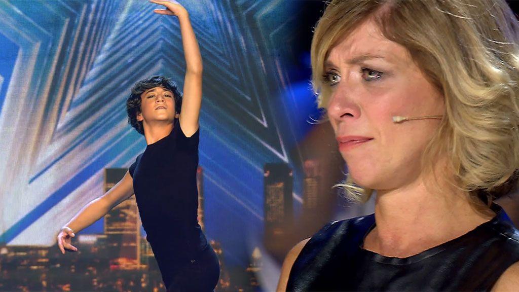 'Got Talent' tiene a su Billy Elliot particular: ¡Arturo emociona mostrando su amor por la danza!