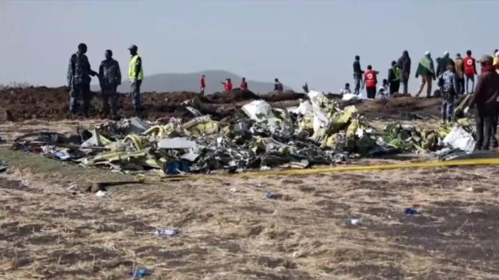 Las cajas negras del Boeing 737 MAX revelan similitudes con el siniestro de Lion Air en Indonesia