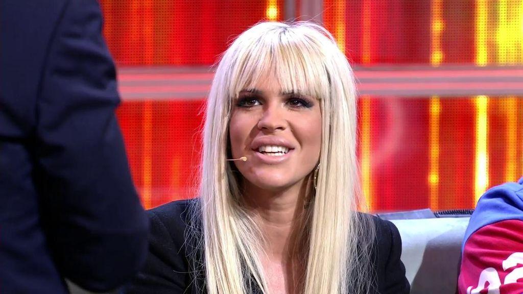 """Las risas cómplices de Tejado e Ylenia en el plató: """"A mí Antonio no me parece pesado..."""""""
