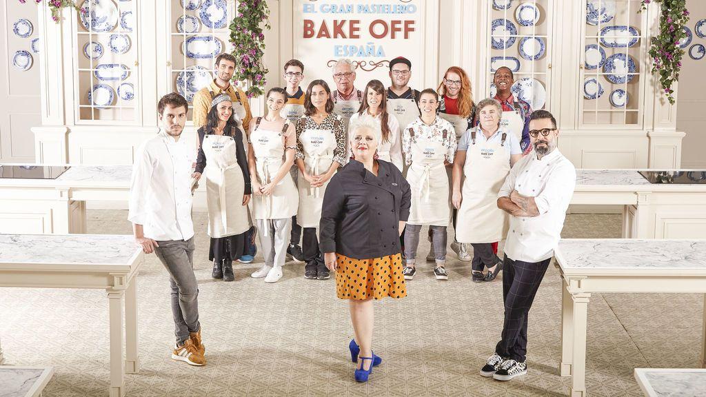 Los postres de nuestra infancia  llegan a 'Bake Off España'