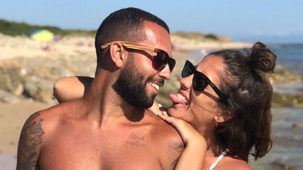 Anabel Pantoja y Omar Sánchez presumen de su amor en redes practicando paddle surf