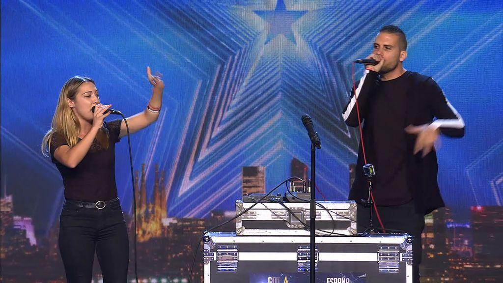 El beatbox de Gabyx y Ali Beats, el vozarrón de Lucía Briss y el toque personal de Nacho Bamburo pasan, pero provocan el choque entre Risto y Paz