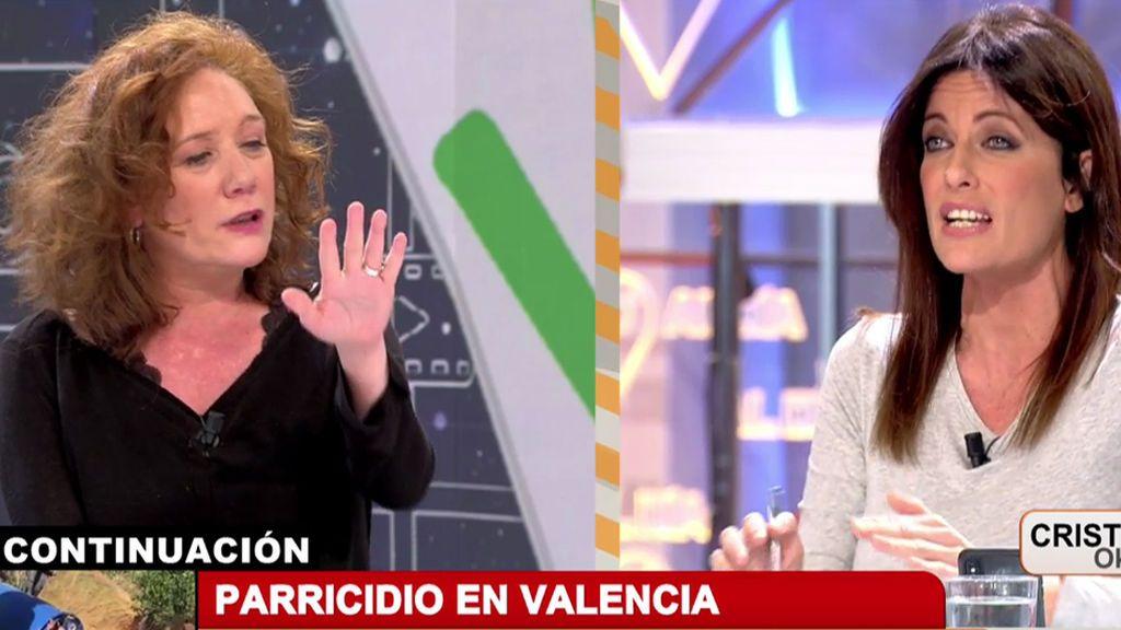 """Cristina Seguí: """"En el 8-M había muchas mujeres que no habían pasado por la ducha"""""""