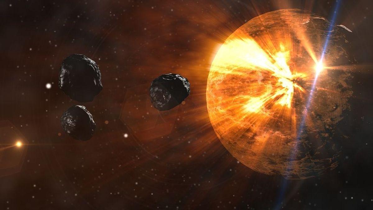Un asteroide explotó sobre la Tierra en diciembre: fue 10 veces más fuerte que Hiroshima