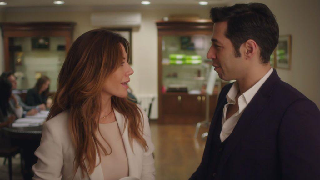 """Serhan sospecha que Oya miente: """"Te pillaré"""""""