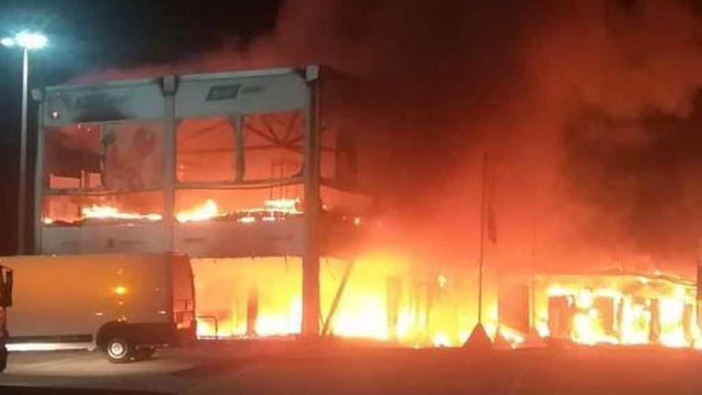 Francia se 'borra' de calendario de las MotoE tras el incendio de Jerez