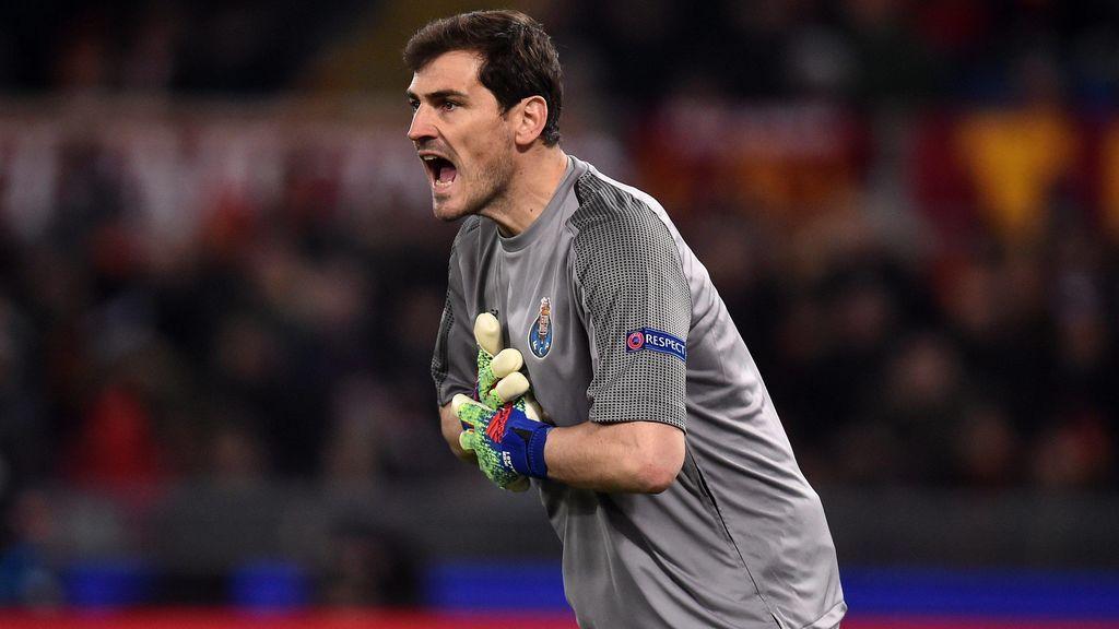 ¿Convocarias a Iker Casillas con la Selección?