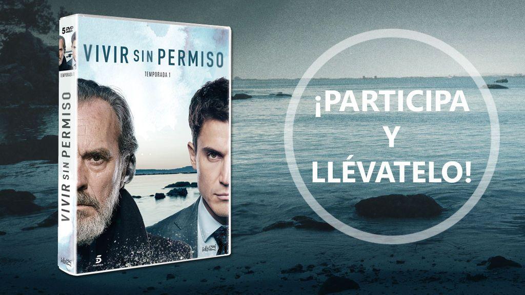 Participa en el concurso de 'Vivir Sin Permiso'