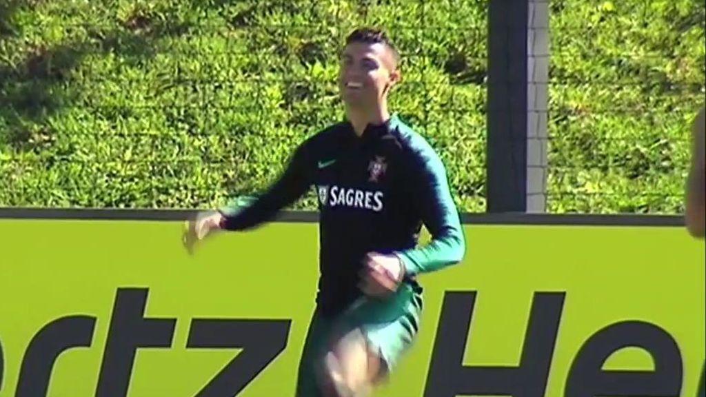Cristiano Ronaldo regresa a la selección portuguesa después de nueve meses