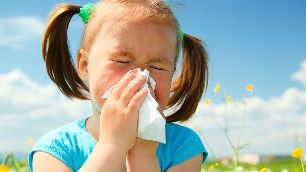 La inmunoterapia es de gran importancia en los niños con alergia al polen